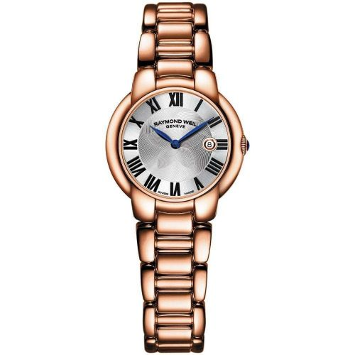 RAYMOND WEIL Jasmine Rose Gold Ladies Watch 5229-P5-01659